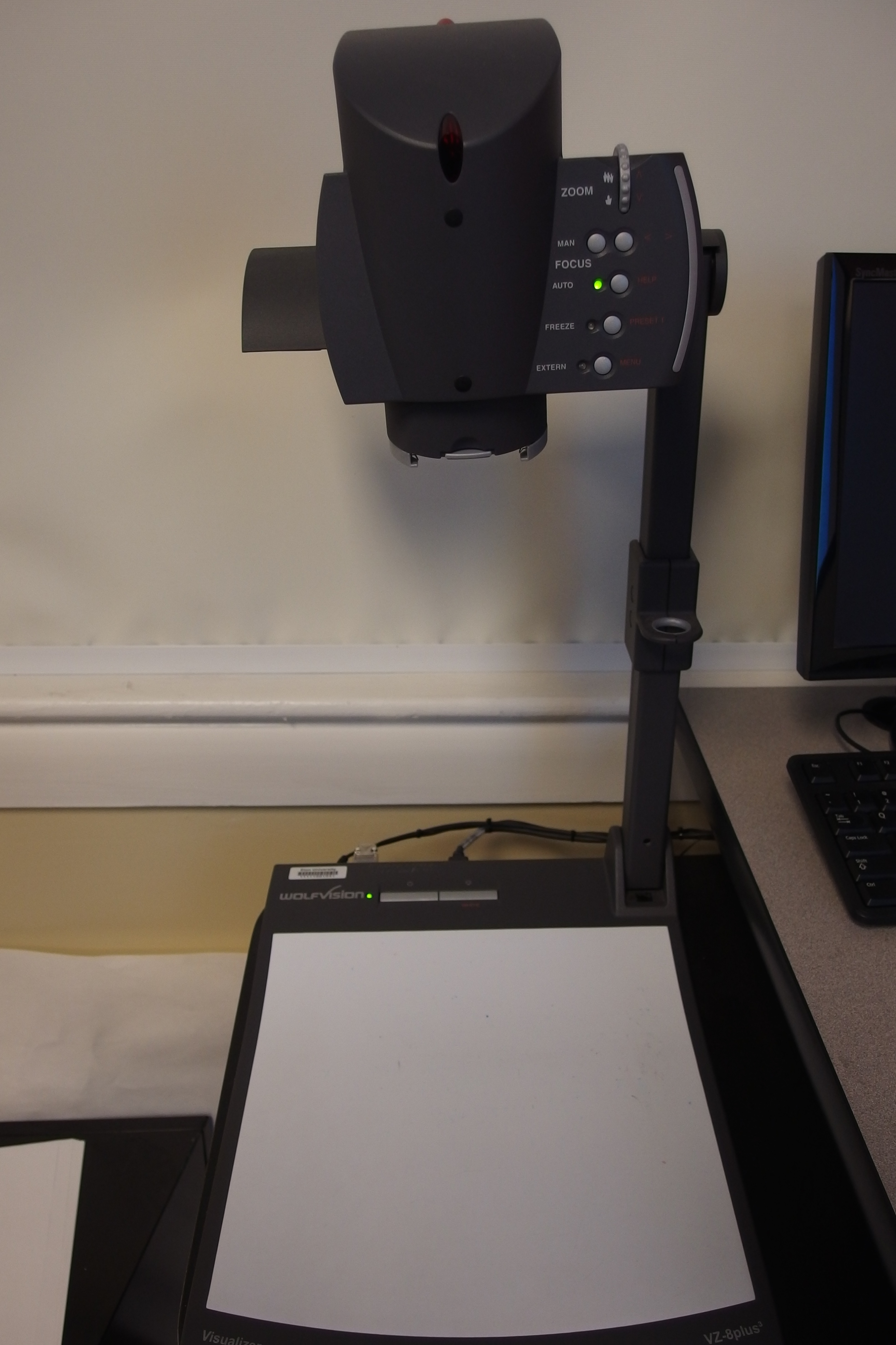 Photo of wolfvision document camera