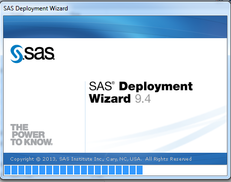 This is an image of the deployment wizard.