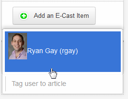 An example image of a person you can choose to tag.