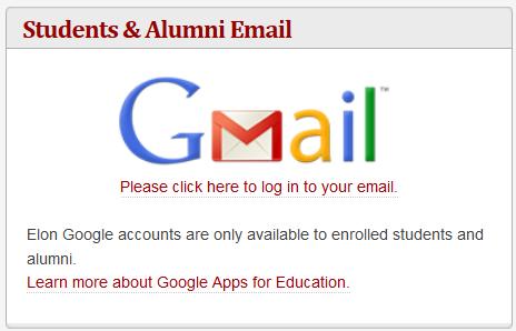 Image of Gmail login screen.