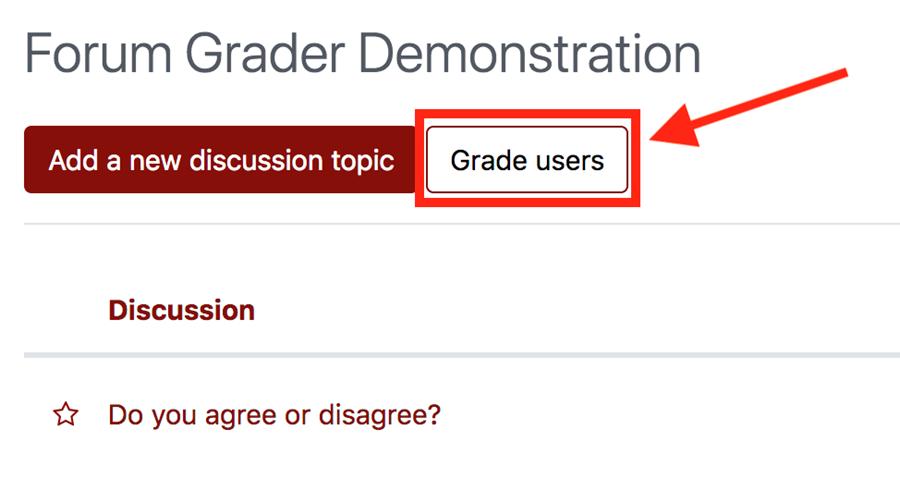 grade forum