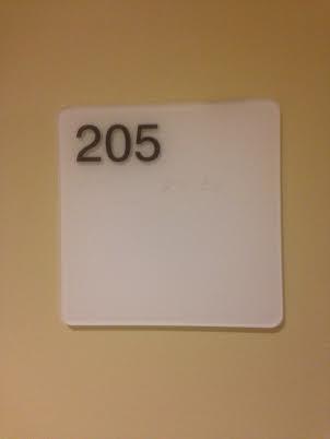 Photo of Duke 205 room number