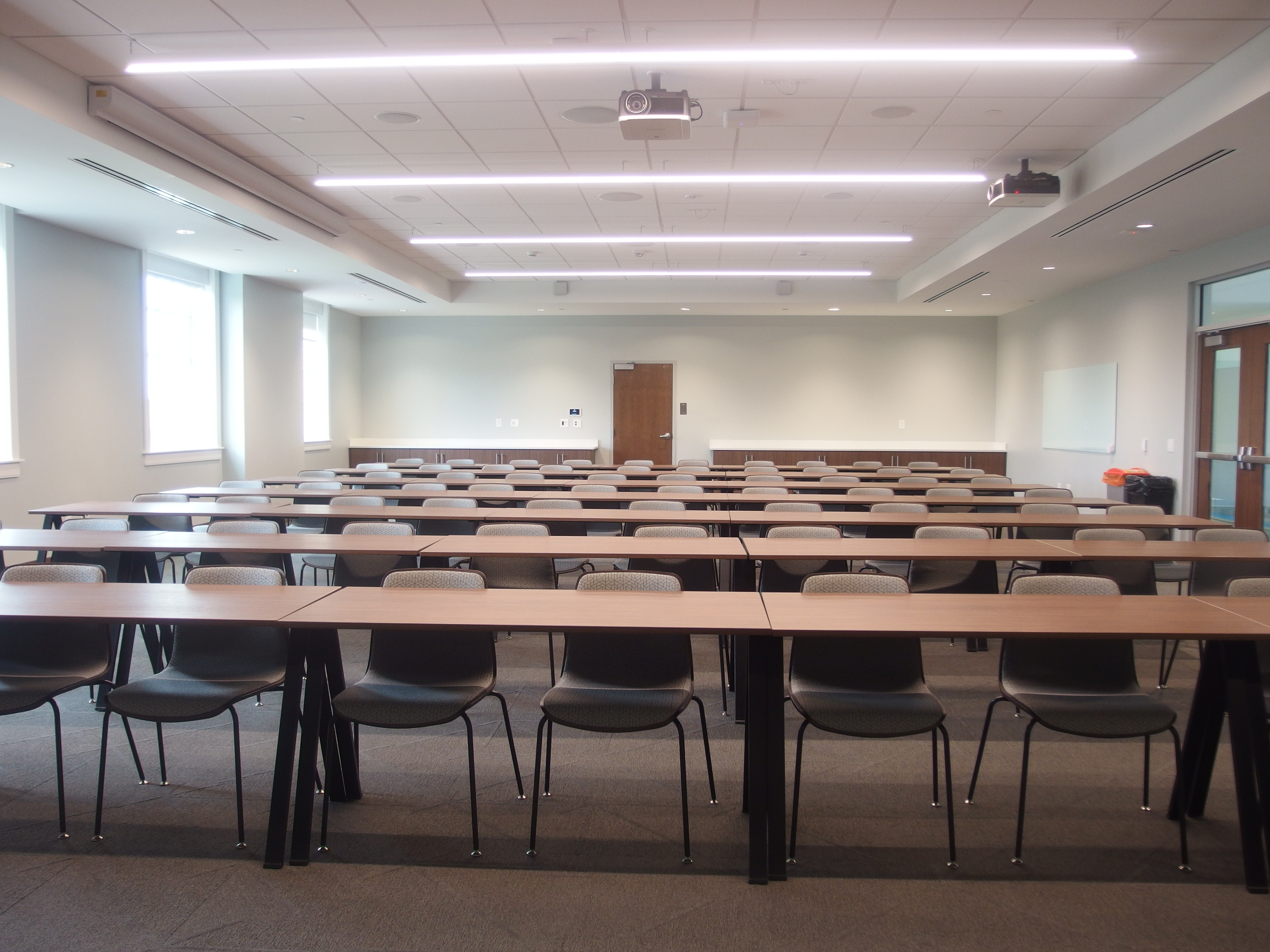Picture of Sankey 308 from the front of the room.